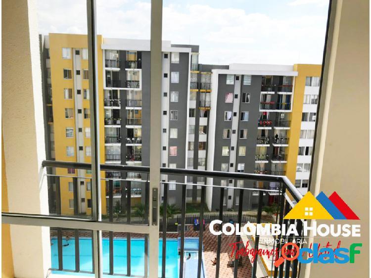 Hermoso apartamento/ conjunto batara parque central