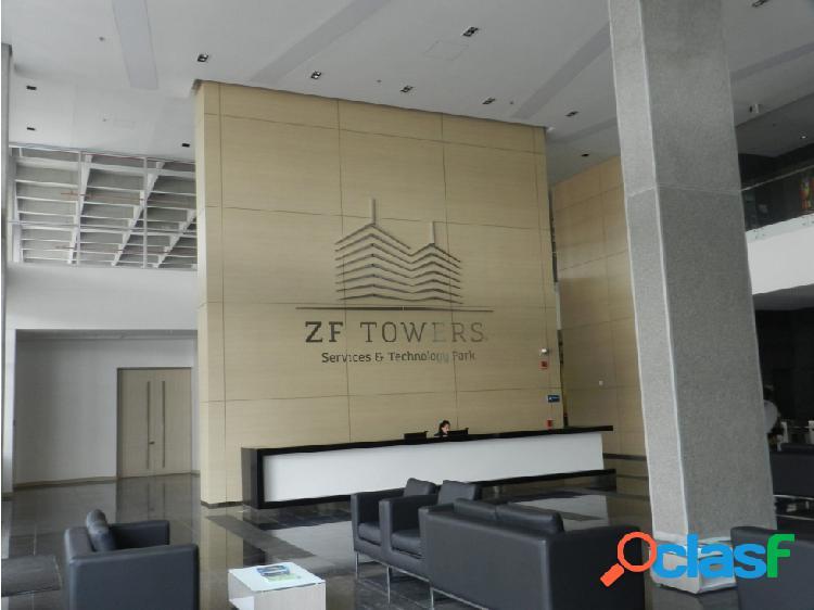 Oficina arriendo zona franca bogotá, zf towers 205 - 309 m2