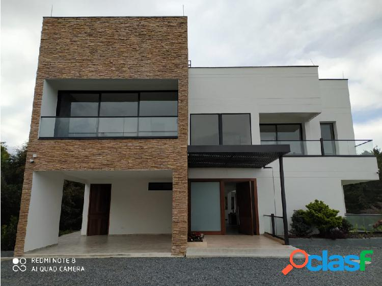 Casa Medellin las Palmas Se Vende-Permuta