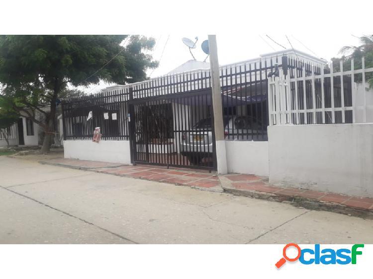 Casa barranquilla sector puerto colombia