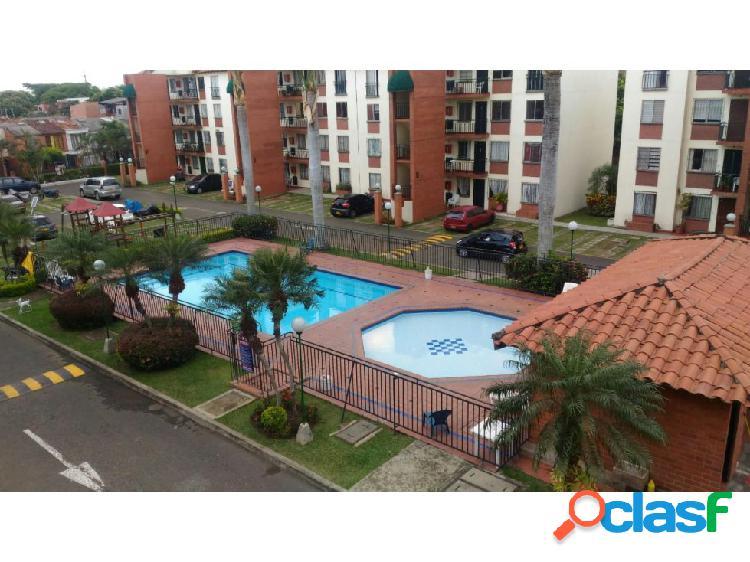 Hermoso apartamento en conjuto residencial del caney cali **4