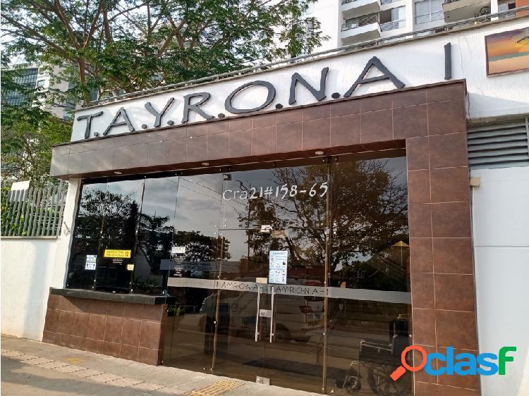 Conjunto residencial tayrona i