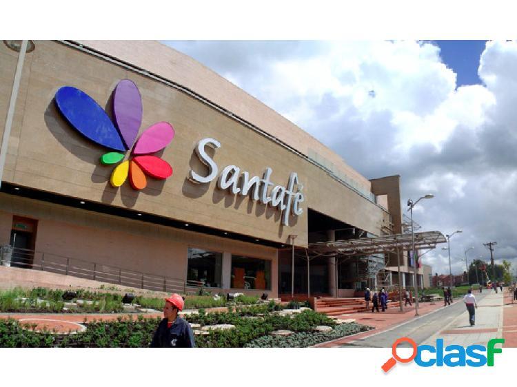 Centro comercial santa fe, local en venta, área 52.55 m²