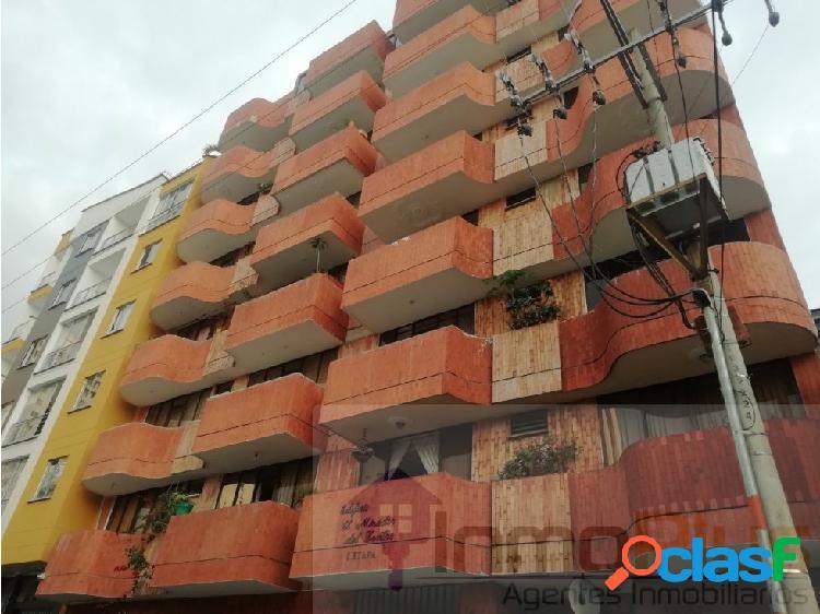 Arriendo apartamento en el edificio mirador del centro barrio centro