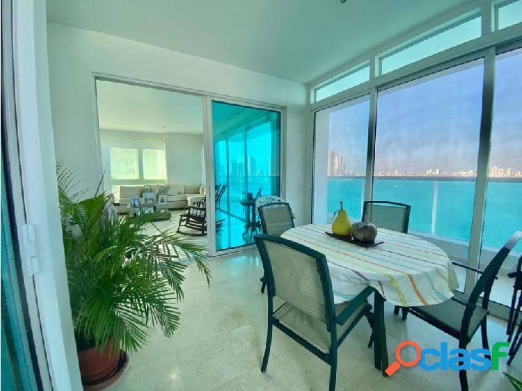 En VENTA! Apartamento en Castillogrande con vista a la Bahía! 3