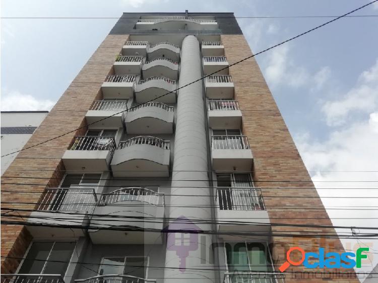 Arriendo apartamento en edificio parque central barrio antonia santos