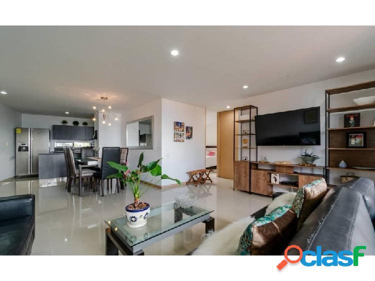 Venta espectacular apartamento poblado sector via linares