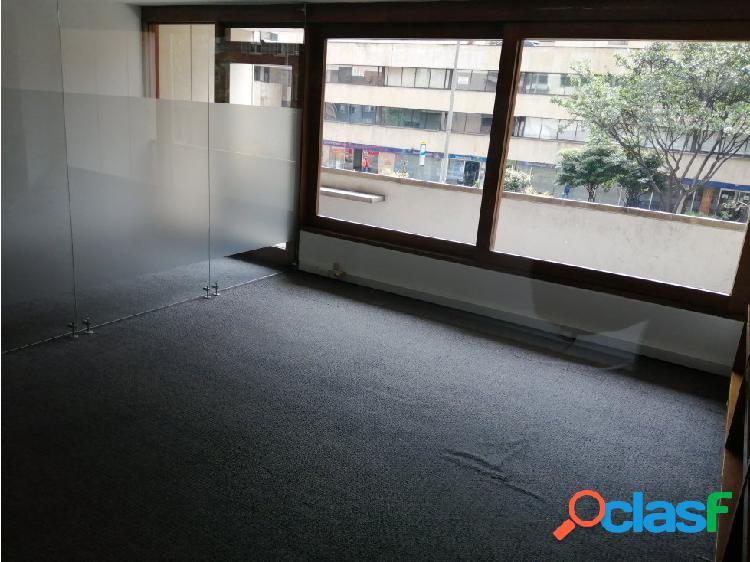 Arriendo oficina duplex en zona financiera porciuncula