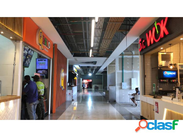 Centro comercial cosmocentro local comidas alquilo cali