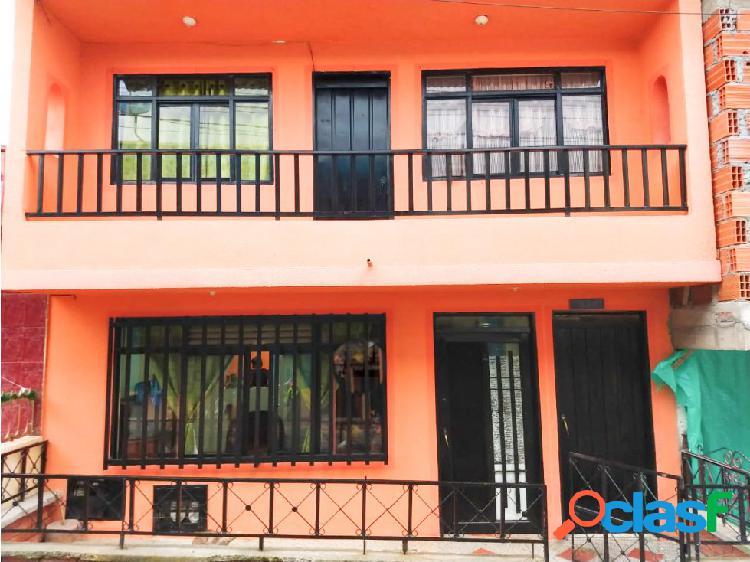 Venta de casa dos plantas en quimbaya - quindio