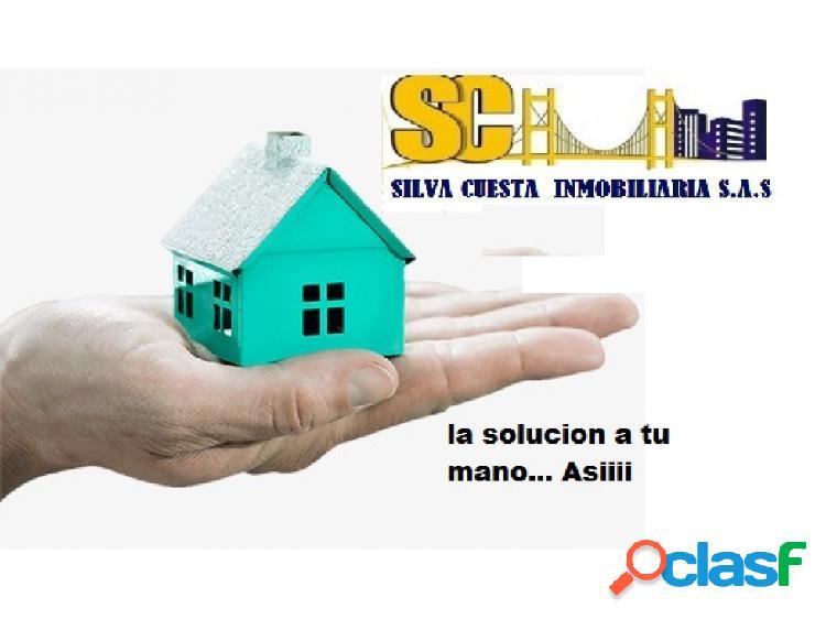 Silva cuesta inmobiliaria vende/permuta casa finca en momil