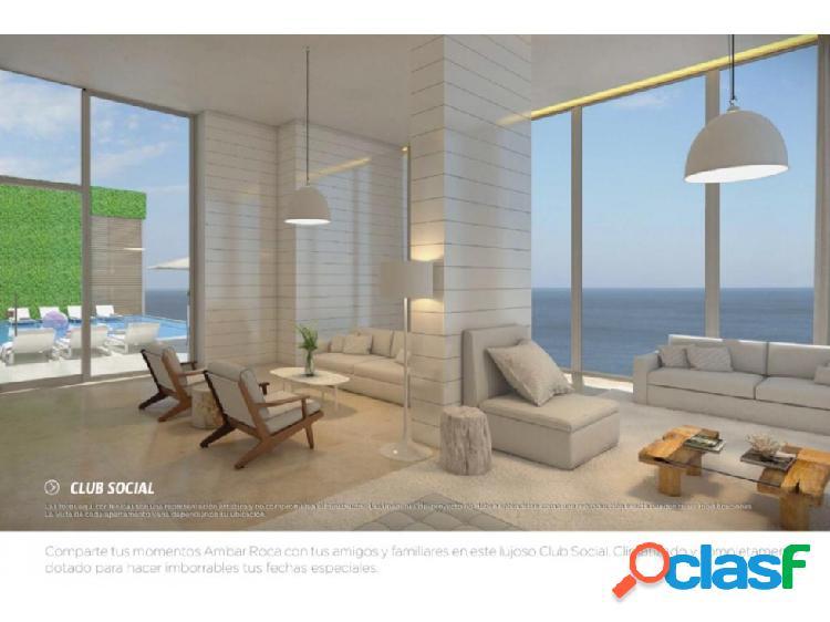 Se vende apartamento en nuevo proyecto ambar roca en el rodadero