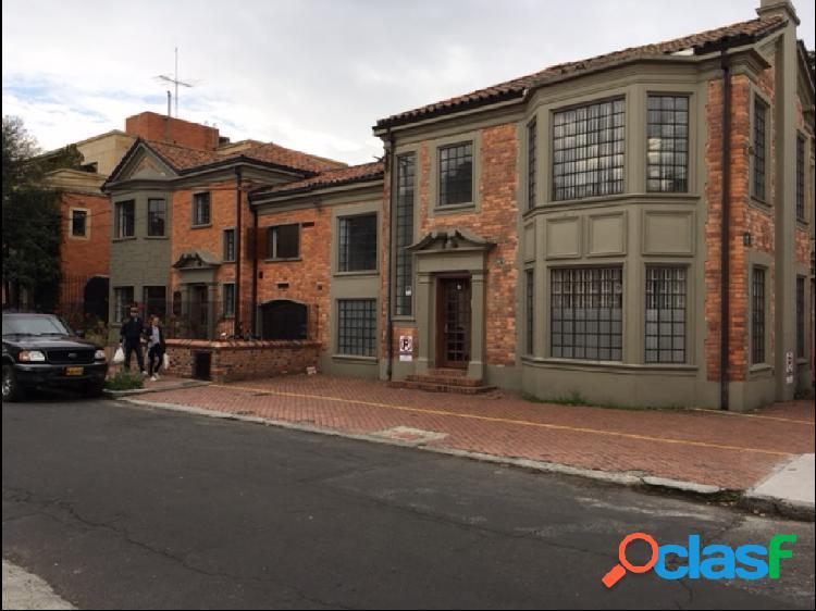 Alquiler casa/oficina quinta camacho 314 mtrs
