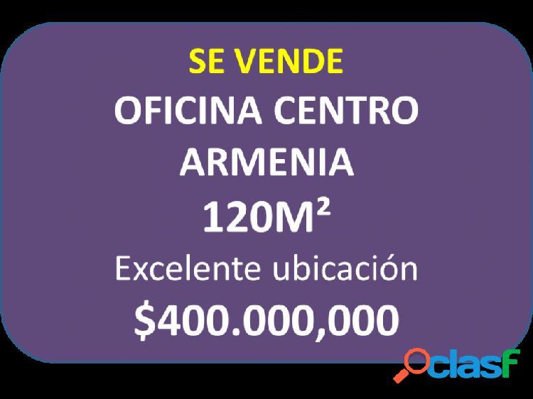 Oficina centro armenia 120m2