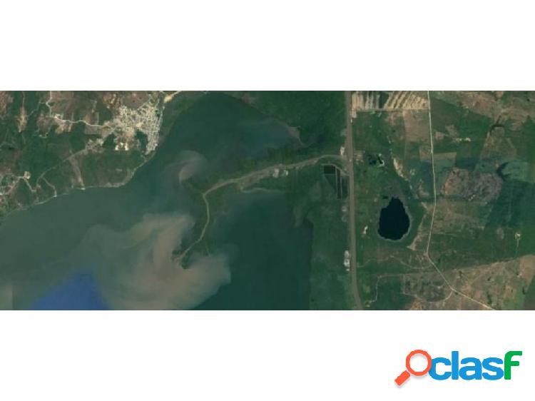 Lote, terreno, playa, isla del cobao, cartagena