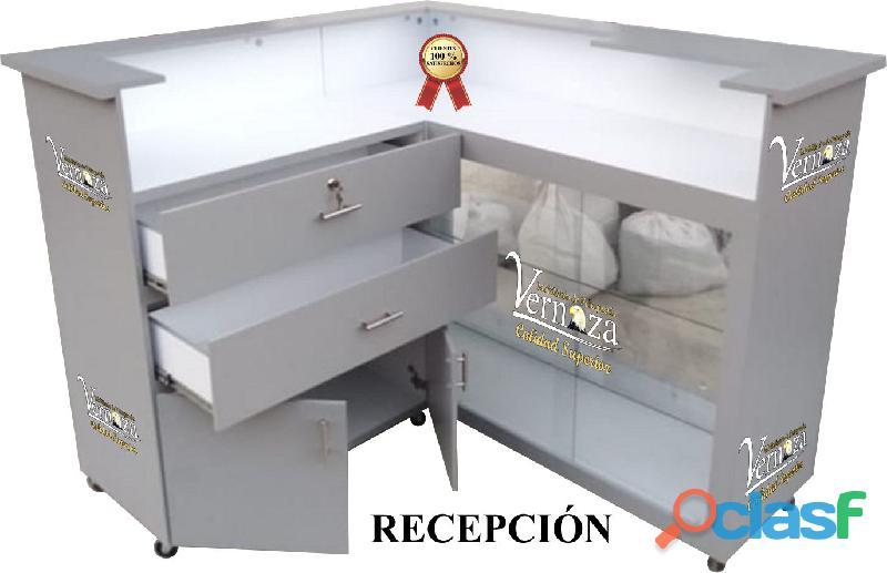143 ASOMBROSO SILLA DE BARBERIA, POLTRONA PEDICURE, RECEPCION. 2