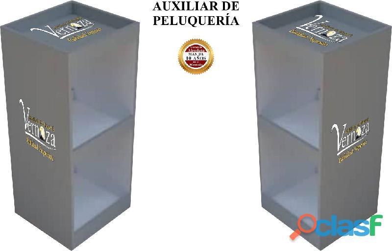 144 ASOMBROSO TOCADOR DE PELUQUERIA, SILLA DE MANICURE, CAMILLA MASAJES 2