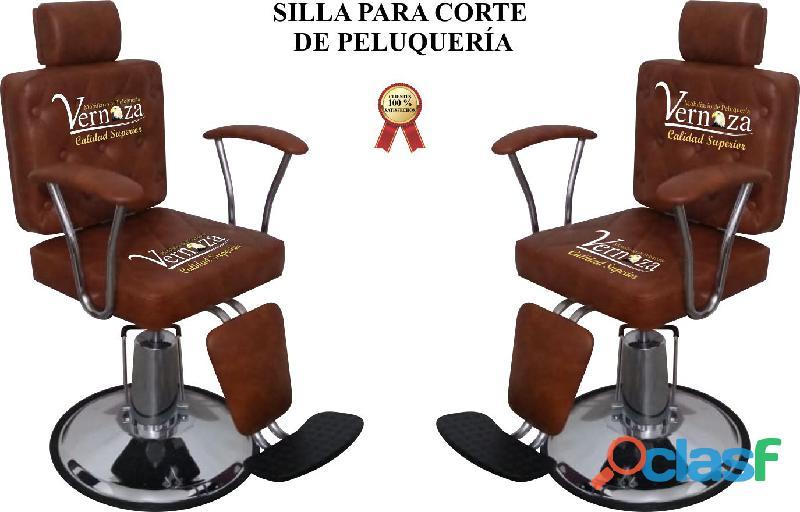 146 POLTRONA TIPO SA, TOCADORES CAMERINO, SILLA PARA CORTE DE PELUQUERIA, VITRINA 1