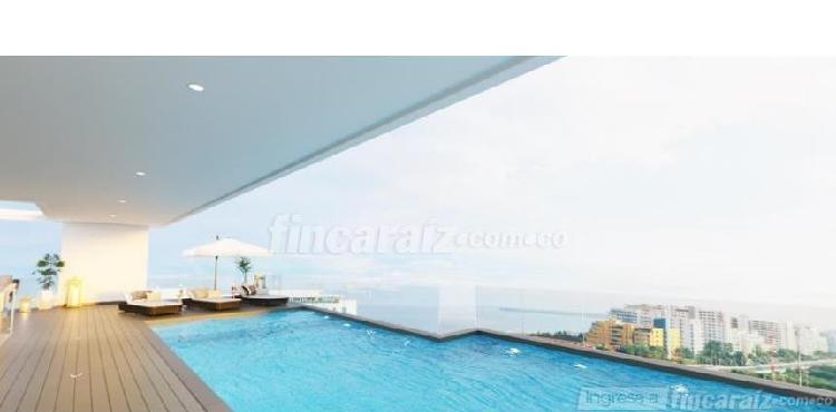 Apartamento en venta cartagena cielo mar