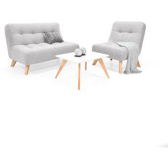 Sala navara poltrona porto tela plata mesa de centro nova