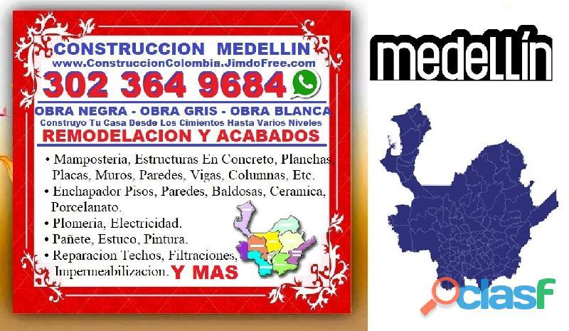 ⭐ MAESTRO DE OBRA Medellin, Oficial Construccion, Albañil, Enchape Pisos, Pintor, Plomero, Electrici 3