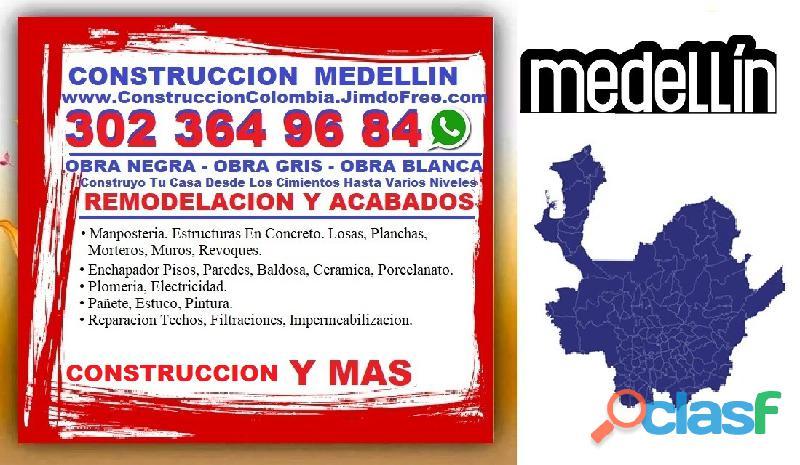 ⭐ MAESTRO DE OBRA Medellin, Oficial Construccion, Albañil, Enchape Pisos, Pintor, Plomero, Electrici 4