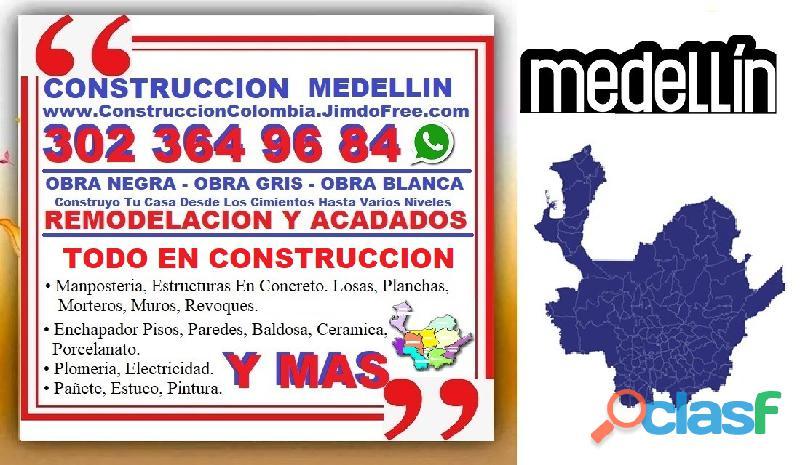 ⭐ MAESTRO DE OBRA Medellin, Oficial Construccion, Albañil, Enchape Pisos, Pintor, Plomero, Electrici 5