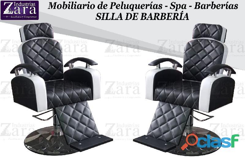 168 delicados silla de barberia, poltrona pedicure, recepcion.
