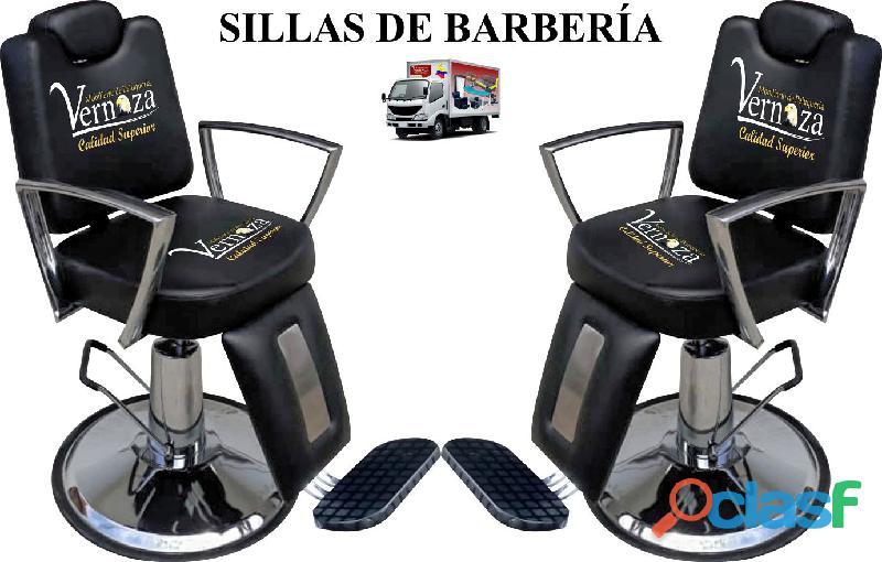 242 reales sillas de barberia, poltrona pedicure, recepcion, recepcion.