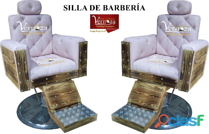251 extremos silla de barberia, poltrona pedicure, recepcion.