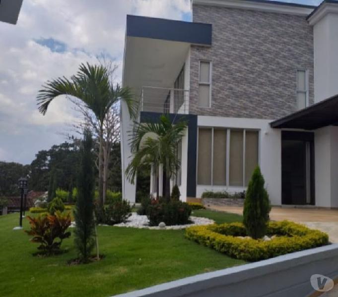Venta casa campestre barrio condominio mount blanc