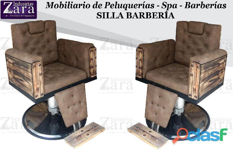 41 interesantes sillas de barberia, poltrona pedicure, recepcion.