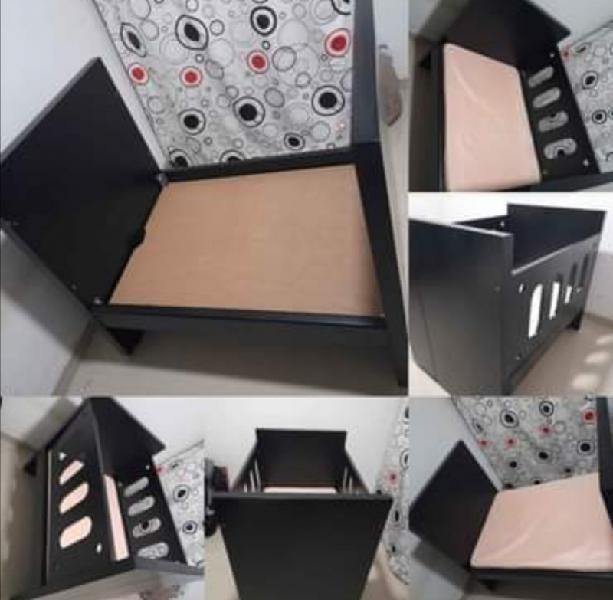Se vende Moises y silla de carro para niñ@s