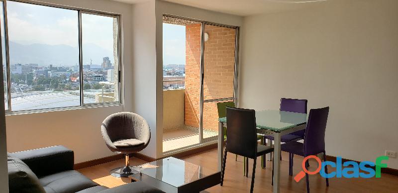 Alquilo arriendo apartamento exterior amoblado todos los servicios pagos económico directamente.