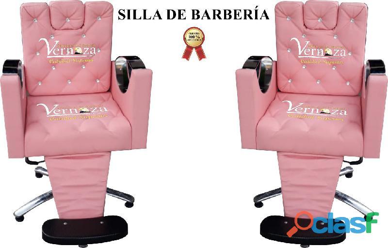 284 anhelados, poltrona pedicure, sillas de barberia, recepcion.