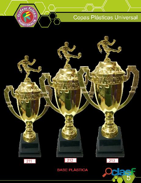 Venta de Trofeos, Medallas y Placas Trofeos Falcon 2