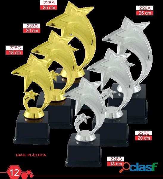Venta de Trofeos, Medallas y Placas Trofeos Falcon 4