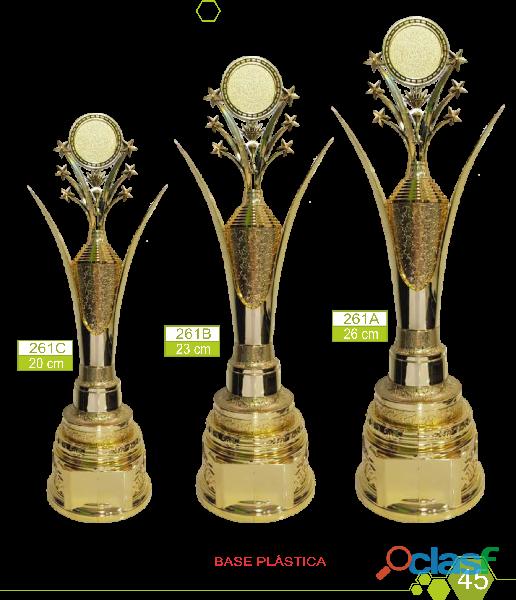 Venta de Trofeos, Medallas y Placas Trofeos Falcon 6