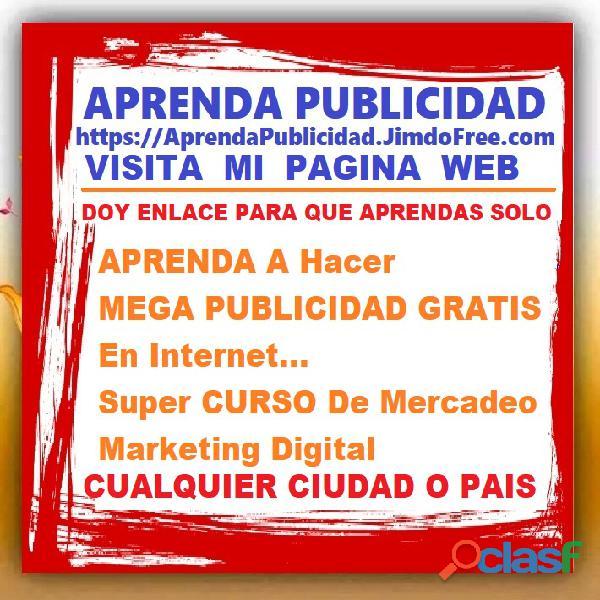 ⭐ APRENDA A Hacer MEGA PUBLICIDAD GRATIS En Internet, Super CURSO De Mercadeo, Marketing Digital, Pu 4