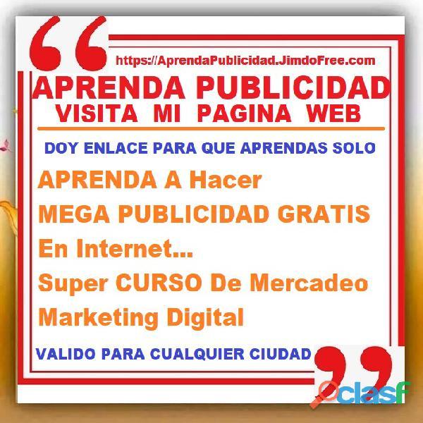 ⭐ APRENDA A Hacer MEGA PUBLICIDAD GRATIS En Internet, Super CURSO De Mercadeo, Marketing Digital, Pu 3