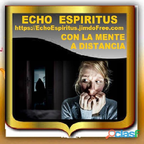 ⭐ ECHO ESPIRITUS, 70 USD, Alejo Fantasmas, Demonios, Energias Negativas, Psiquico, Exorcista, Demono
