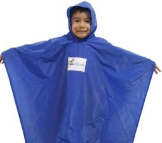 Capas lluvia impermeables para niños