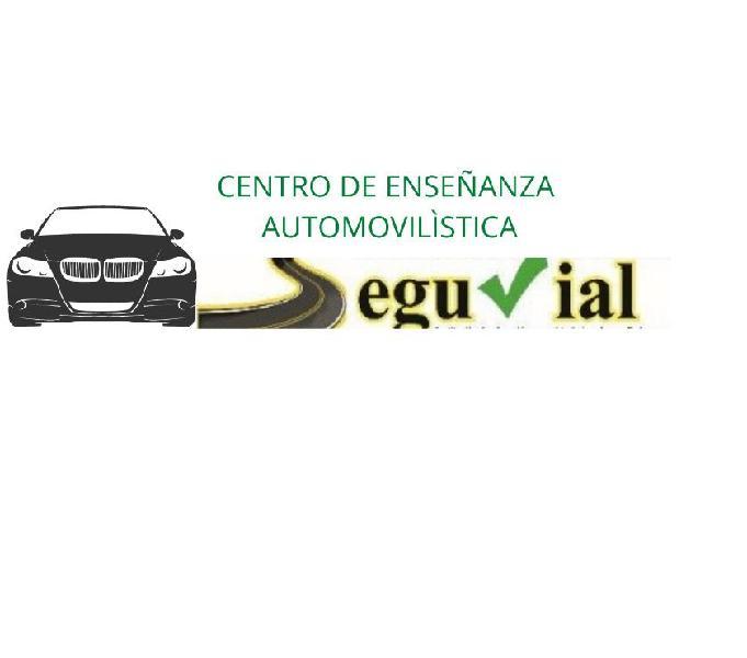 Centro de enseñanza automovilístico - Tebaida - Quindio