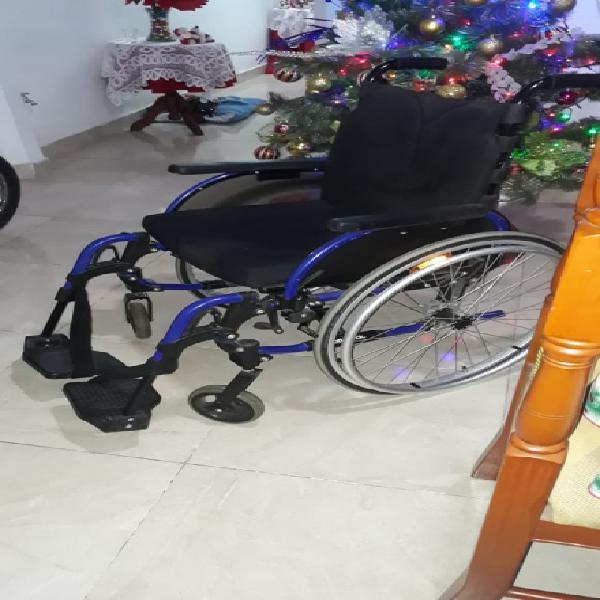 Vendo silla de ruedas en perfecto estado