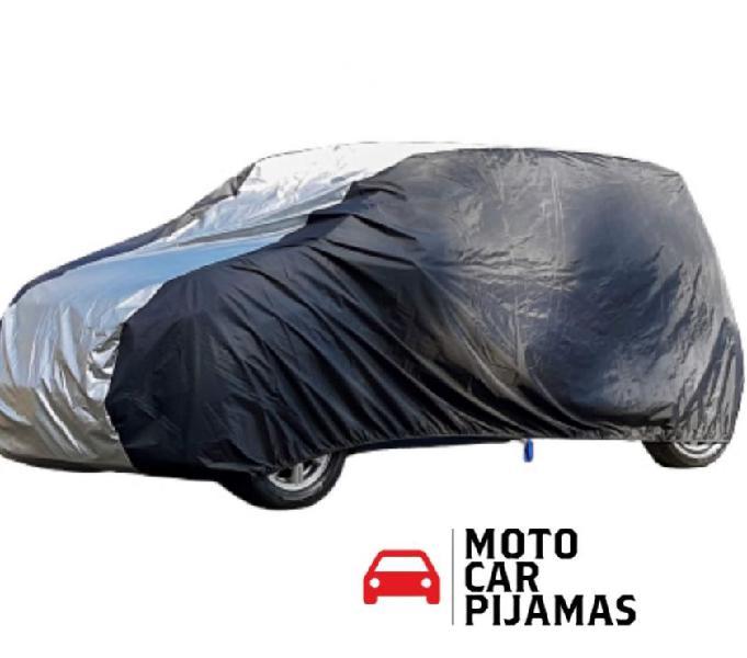 VENDO SALDO O LOTE DE PIJAMAS CUBRE AUTOS Y CUBRE MOTOS