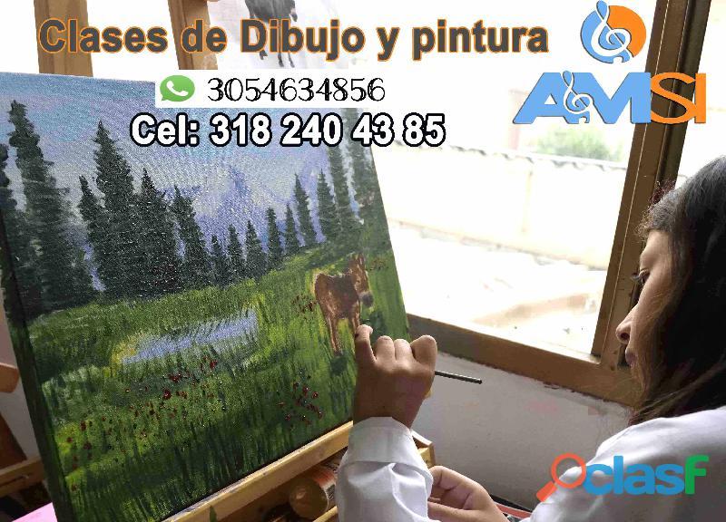 DIBUJO ARTÍSTICO PARA TODAS LAS EDADES   CLASES VIRTUALES 1
