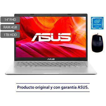 Computador Portátil ASUS X415MA IntelCeleron® 14'' FHD,