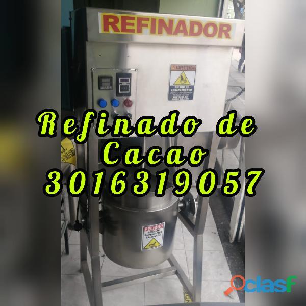 REFINADOR DE CACAO EN BUCARAMANGA COLOMBIA
