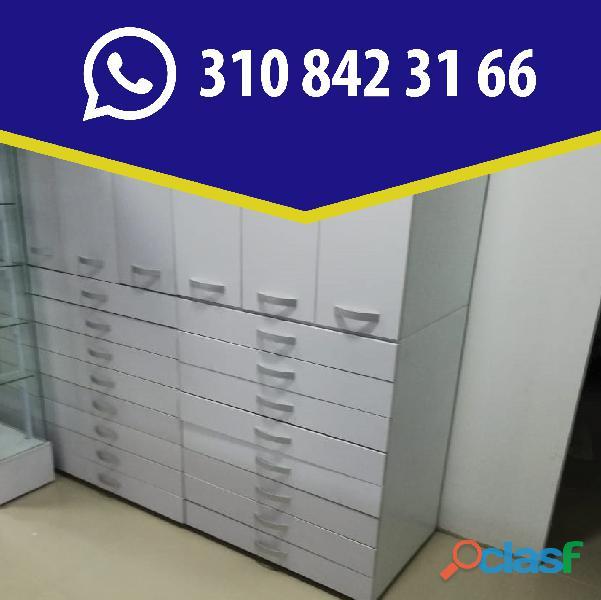 muebles para farmacias 1