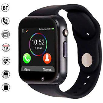 Smartwatch reloj inteligente a1 cámara sim bluetooht